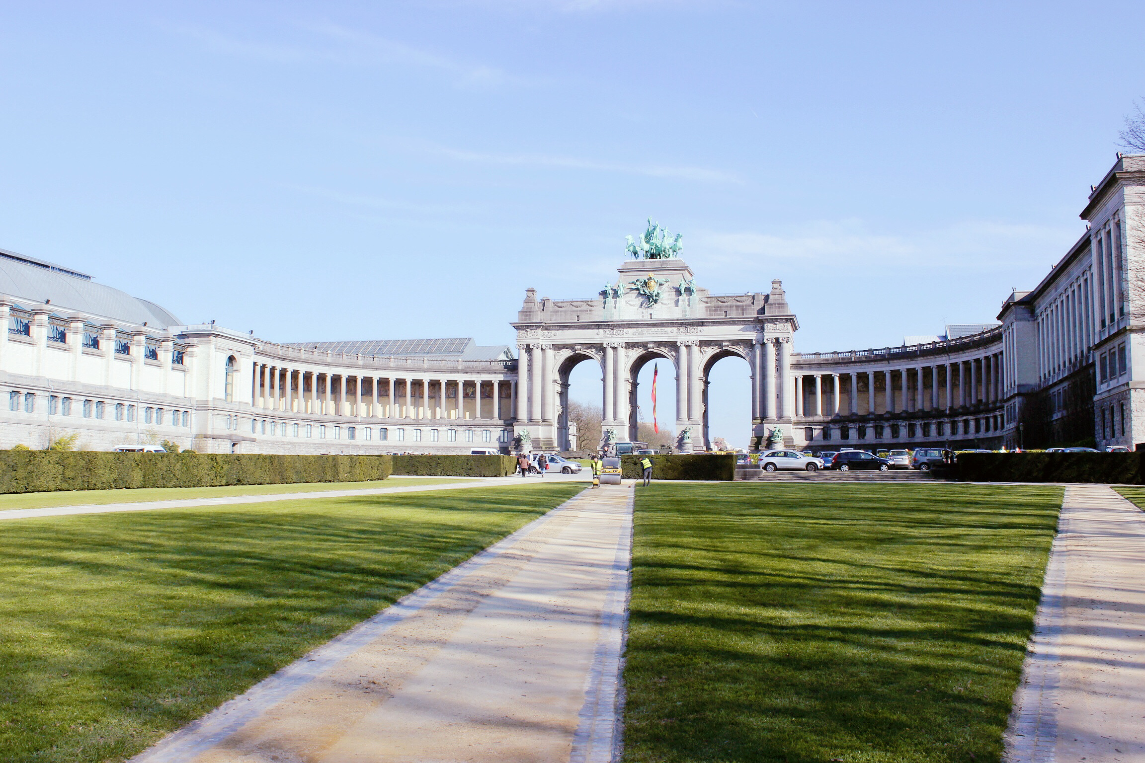 48 hours in Brussels with Europcar